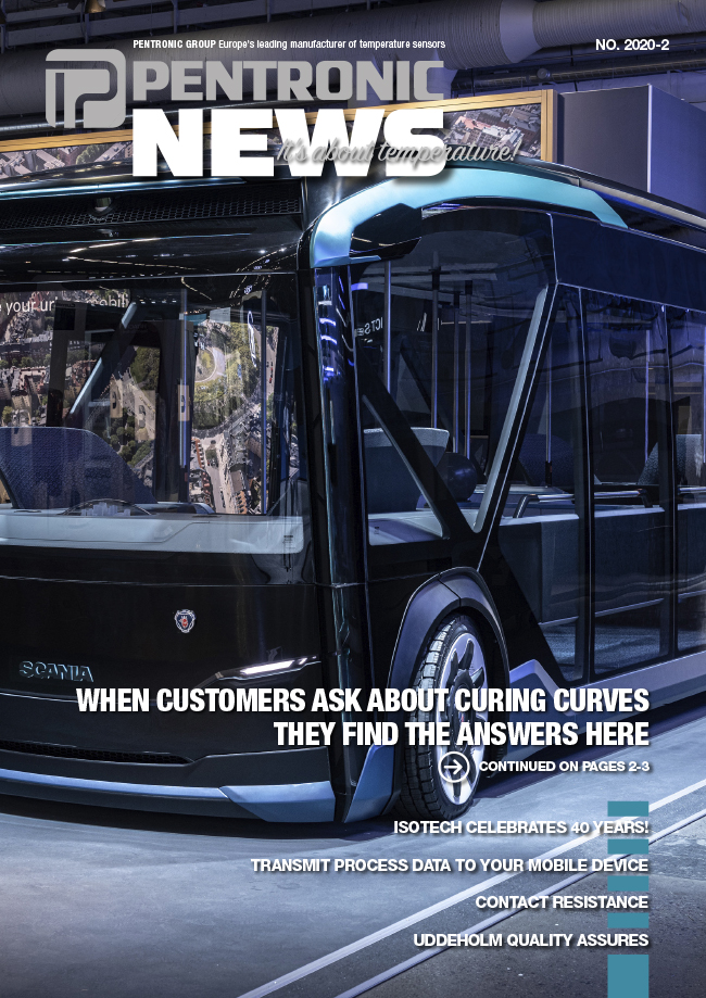 Pentronic News 2020-2 with reportage from Marstrom Composite, which manufactures carbon fibre components for remarkable vehicles and boats.