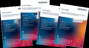 Fyra uppdaterade datablad från Heitronics
